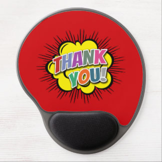 Thank You Gel Mouse Pad