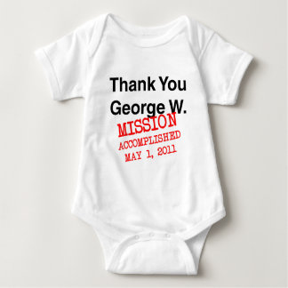 Thank You George W Shirt