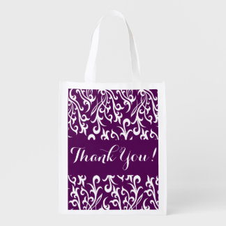 Thank You Gift Bags Reusable Grocery Bags