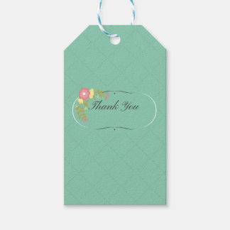 Thank You Gift Tag Pack Of Gift Tags