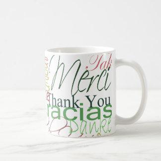 Thank You Gifts Coffee Mugs