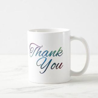Thank You Images Coffee Mug