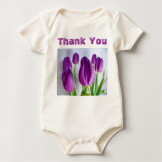 Thank You infant onsie creeper