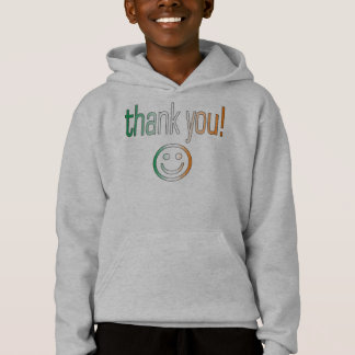 Thank You! Ireland Flag Colors