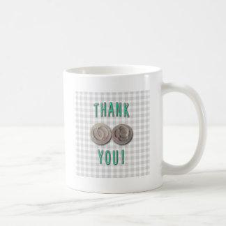 thank you ivf invitro fertilization embryos coffee mug