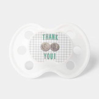 thank you ivf invitro fertilization embryos pacifier