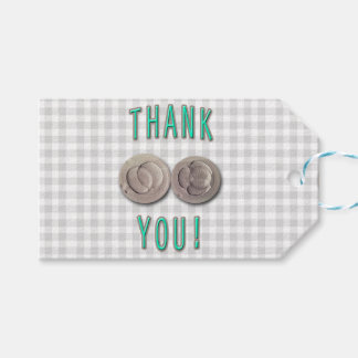 thank you ivf invitro fertilization embryos pack of gift tags