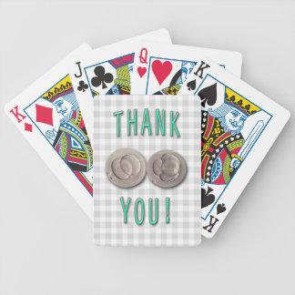 thank you ivf invitro fertilization embryos poker deck