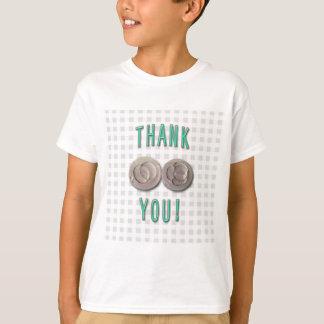 thank you ivf invitro fertilization embryos T-Shirt