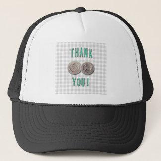 thank you ivf invitro fertilization embryos trucker hat