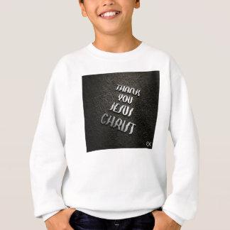 Thank You JESUS 2 Sweatshirt