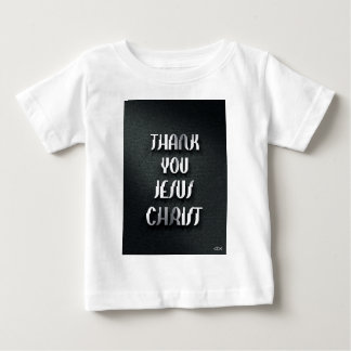 Thank You JESUS 3 Baby T-Shirt