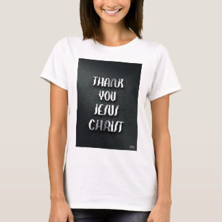 Thank You JESUS 3 T-Shirt