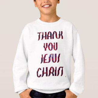 Thank You JESUS Sweatshirt