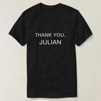 Thank You, Julian T-Shirt