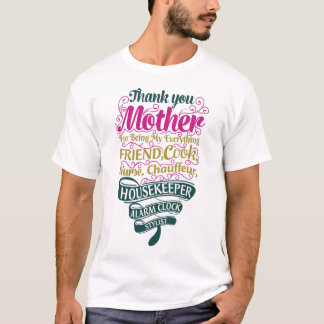 Thank You Mother T-Shirt