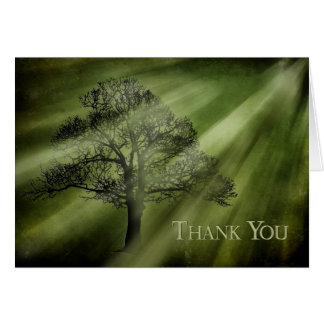 Thank You Note Cards - Christian - Tree of Life