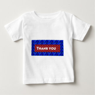 Thank you on shirts