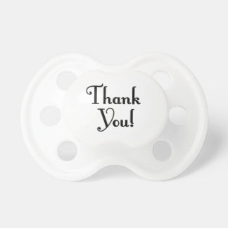 Thank You Pacifier