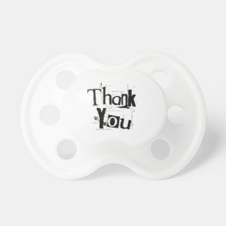 Thank You Pacifiers