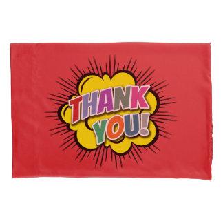 Thank You Pillowcase