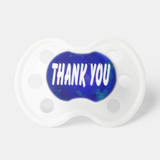 THANK YOU PRODUCTS BABY PACIFIERS