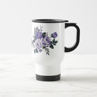 Thank you. Romantic Violet Flowers 15 Oz Stainless Steel Travel Mug