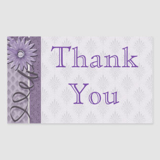 Thank You Sewing Addict Stickers