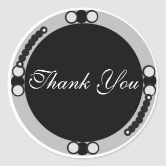 Thank You Sticker / Envelope Seal