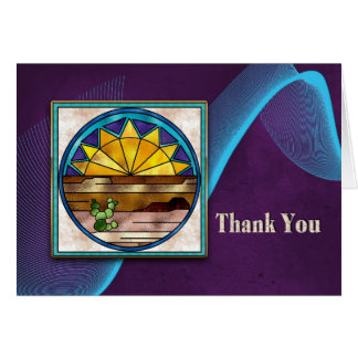 THANK YOU - SUNRISE INDIAN COLLECTION CARD