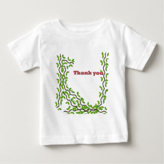 Thank you tee shirt
