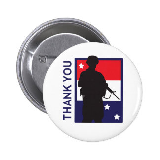 THANK YOU TROOPS BUTTON