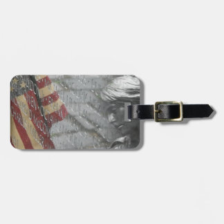 Thank You Veterans Luggage Tag