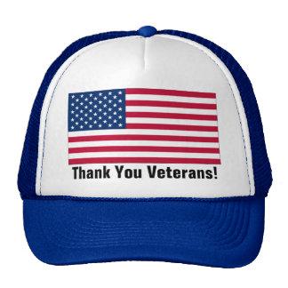 Thank You Veterans! Trucker Hat