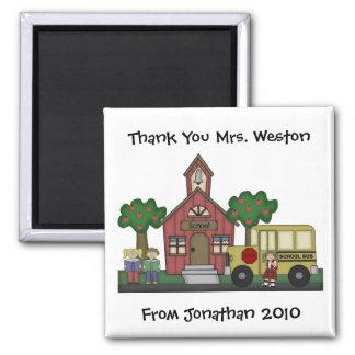 Thank Your Teacher - Magnet by SRF