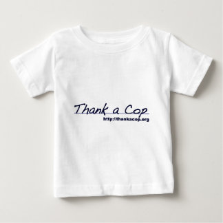 thankacop logo baby T-Shirt