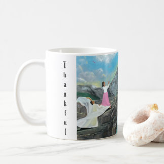 Thankful And Blessed Classic Mug
