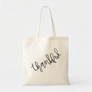 Thankful | Tote Bag