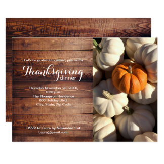 Thankgiving, Pumpkin, Fall Card