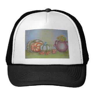 Thankgiving still life mesh hat