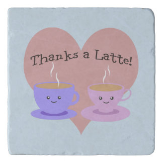 Thanks a Latte Trivet