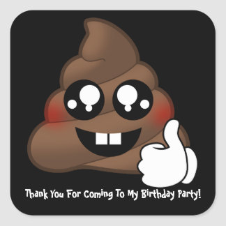 Thanks Birthday Thumbs Up Emoji Stickers