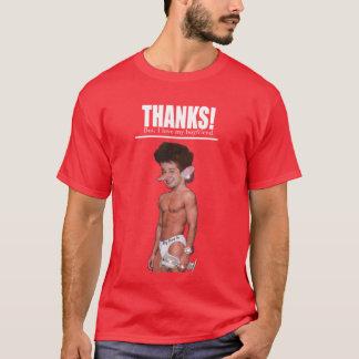 thanks but i love my boyfriend T-Shirt