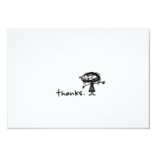 thanks. card