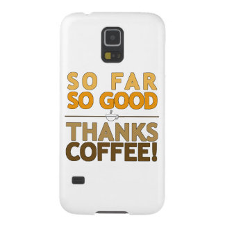 Thanks Coffee Galaxy S5 Covers