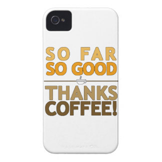 Thanks Coffee iPhone 4 Case-Mate Cases