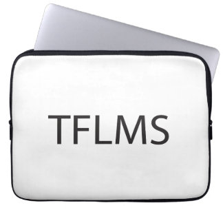 Thanks For Letting Me Share ai Laptop Sleeve