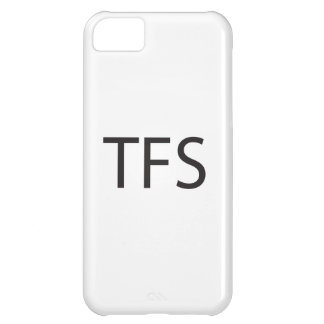 Thanks For Sharing -or- Three Finger Salute ai iPhone 5C Case
