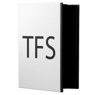 Thanks For Sharing -or- Three Finger Salute ai Case For iPad Air