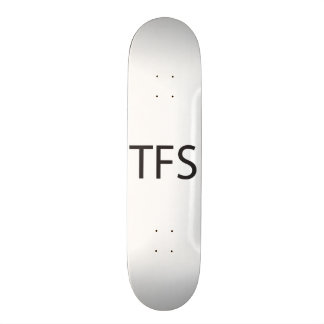 Thanks For Sharing -or- Three Finger Salute.ai Skate Board